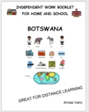 Botswana, Africa, fighting racism, distance learning, literacy (#1287)