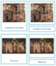 Botticelli (Sandro) 3-Part Art Cards - Color Borders