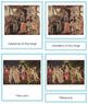Botticelli (Sandro) 3-Part Art Cards - Color Borders