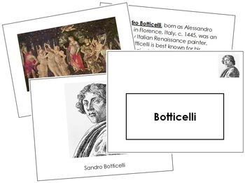 Botticelli (Sandro) Art Book