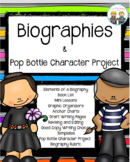 Bottle Biographies ~ Complete Process with Pop Bottle Char