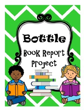 Bottle Book Report Project