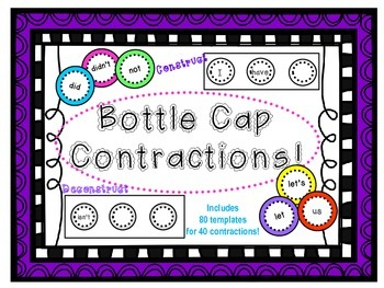Bottle Cap Contractions!