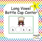 Bottle Cap Long Vowel Center