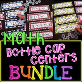 Bottle Cap Math Centers GROWING BUNDLE
