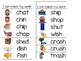 Bottle Cap Word Building (Digraphs)