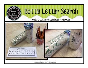 Bottle Letter Search (pdf)