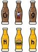 Bottle Pop Alphabet Shop Letter and Sound Matching