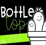 Bottle Top {An Alphabet Center}