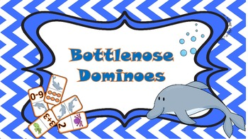 Bottlenose Dominoes (Math Fact Practice)