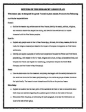 Bottom of the Hierarchy Lesson Plan and Resources
