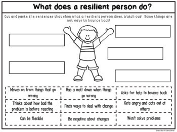 Resilience: Bounce Back Activities