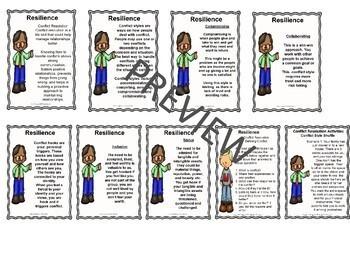 Bounce Back: Teaching Resilience to Students & Emotional Intelligence Bundle