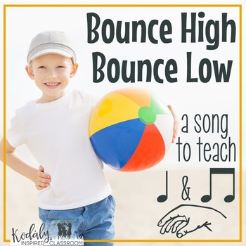 Bounce High Bounce Low: A song for la