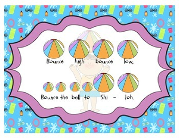 Bounce High Bounce Low: A folk song to teach ta titi and la