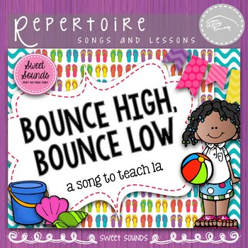 Bounce High {Prepare and Present La}