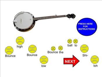 Bounce Smartboard Lesson
