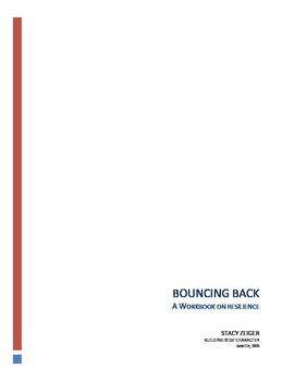 Bouncing Back: A Workbook on Resilience