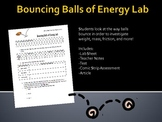 Bouncing Balls of Energy