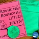 Bouncing Bouncing Little Joeys by Lesley Gibbes - Christmas Book Study