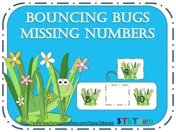Bouncing Bugs Missing Number