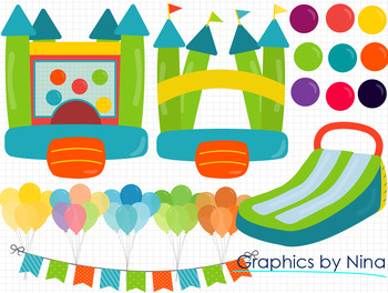 Bouncing Games Clipart