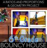 Bouncy House Project (A Geometry and Ratios Project)
