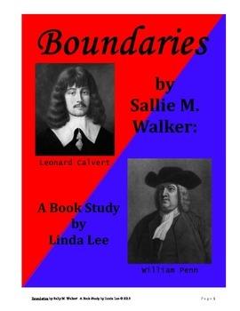 Boundaries by Sally M. Walker:  A Book Study