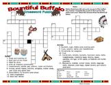 Bountiful Buffalo Crossword Puzzle