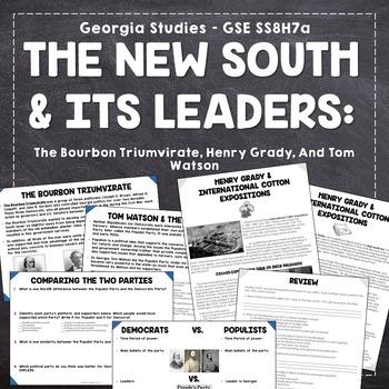 Bourbon Triumvirate vs. The Populists GSE SS8H7