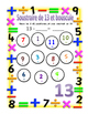 French Immersion Bouscule! (Math game)