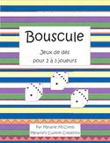 Bouscule: French Bump Dice Games Printer Friendly
