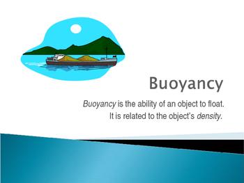 Bouyancy