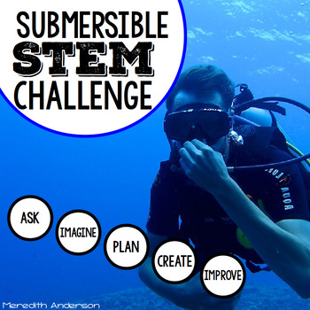 Buoyancy STEM Challenge - Submersible