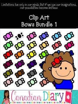 Bow Clip Art