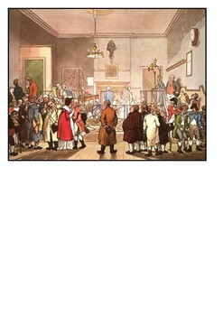 Bow Street Runners 1749-1839 Word Search