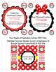 Bow Themed Back to School Teacher Bundle UPDATED YEARLY!