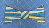 Bow Tie Craft Template PDF