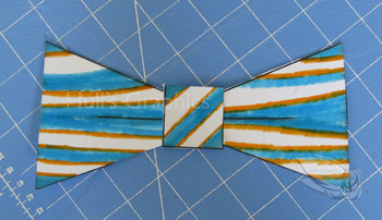 Bow Tie Craft Template PDF