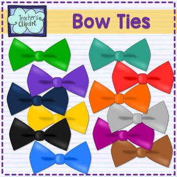 Bow Tie clip art Fathers Day - Clothes {FREE for the weekend}