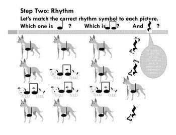 Bow, Wow, Wow - A Rhythm Activity