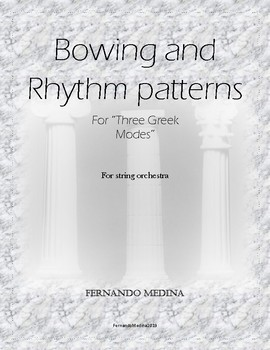 Bowing and Rhythm Patterns