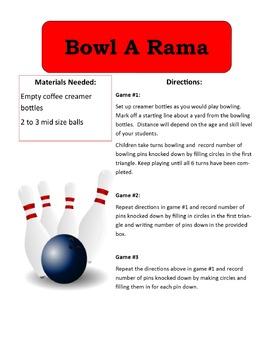 Bowl A Rama