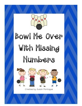Bowl Me Over Missing Numbers
