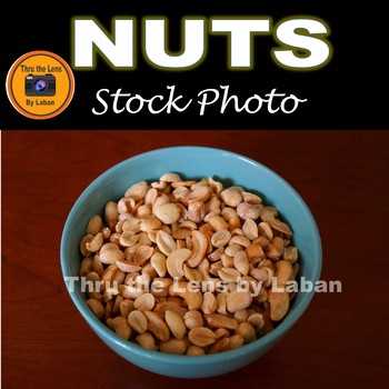 Bowl of Nuts Stock Photo #283