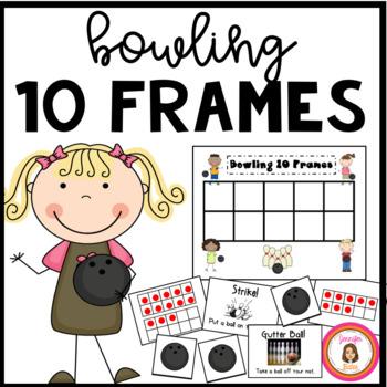 Bowling 10 Frames: A Number Sense Game