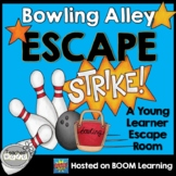 Bowling Alley Escape BOOM Cards