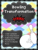 Bowling Alley Transformation Materials