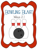 Bowling Blast: Glued Sounds Game (ank, ang, ink, ing, onk, ong, unk, ung)
