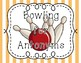 Bowling Game - Bowling for Antonyms